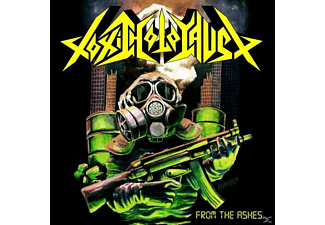 Toxic Holocaust - From The Ashes Of Nuclear Destruktion - (CD)