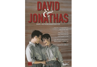 Les Arts Florissants - David & Jonathas - (DVD)