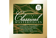 Various Specialty Artists, Various Orchestra - Finest Classical Masterpieces (10 Cd Box) [CD]