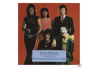 Alex Band Harvey, The Sensational Alex Harvey Band - Faith Healer-An Introduction - (CD)