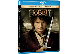 The Hobbit: An Unexpected Journey Blu-ray
