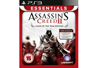 Assassin's Creed 2: Game Of The Year Essentials PS3