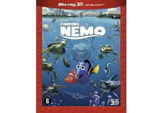 Finding Nemo 3D | 3D Blu-ray