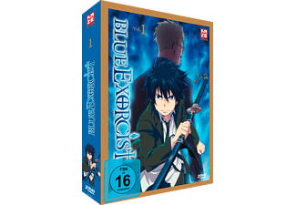 Blue Exorcist - Volume 01 Box - (DVD)