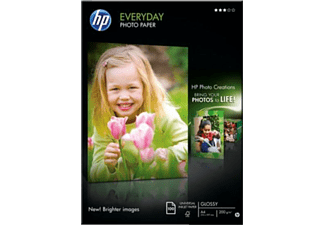 HP A4 Everyday Photo Paper - 100 ark