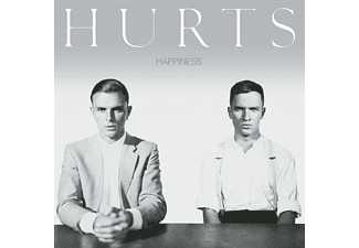 Hurts - Happiness (CD)