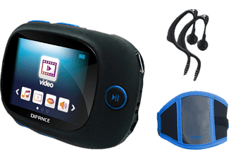 DIFRNCE MP1861 SPORT 4 GB blauw