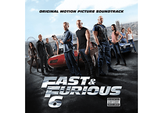OST FAST & FURIOUS 6 Soundtrack CD