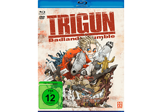 Trigun - The Movie: Badlands Rumble - (Blu-ray)