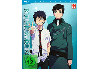Blue Exorcist - Box Vol. 4 - (Blu-ray)