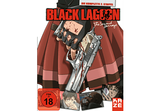 Black Lagoon 002 - (Blu-ray)
