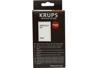 KRUPS F054 Anticalc Kit détartrant.