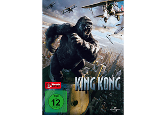 King Kong Action DVD