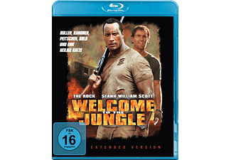 Welcome to the Jungle - Extended Version Action Blu-ray