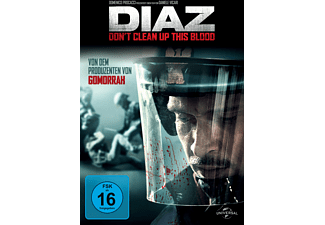 DIAZ - Don't Clean Up This Blood - (DVD)