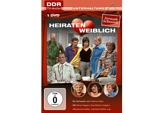 Heiraten Weiblich - (DVD + Video Album)