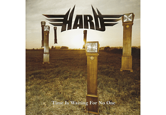 Hard - Time Is Waiting For No One (CD)