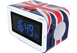 BIGBEN Wekkerradio Union Jack (RR30GB)