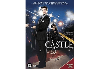 Castle Saison 2 DVD