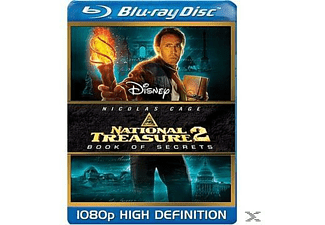 National Treasure 2 - Book Of Secrets | Blu-ray
