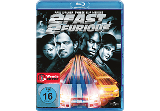 2 Fast 2 Furious Action Blu-ray