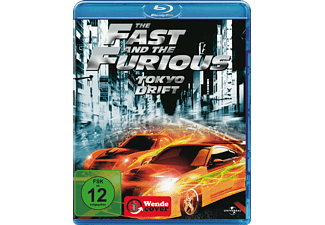 The Fast and the Furious: Tokyo Drift Action Blu-ray
