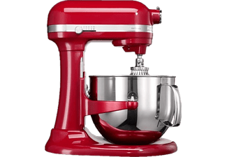 KITCHEN AID 5 KSM 7580 XEER ARTISAN EMPIRE ROT 6,9L