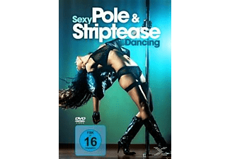 SEXY POLE & STRIPTEASE DANCING - (DVD)