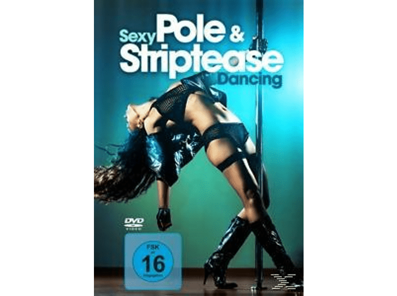 SEXY POLE & STRIPTEASE DANCING [DVD]