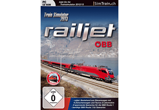 Add-on ÖBB Railjet für PC