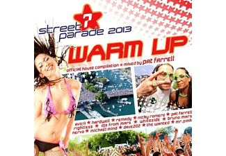 VARIOUS - Street Parade 2013 Warm Up - (CD)