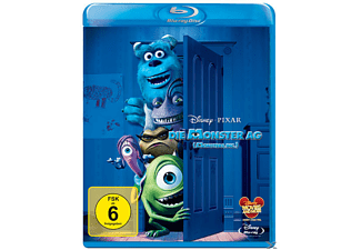 Die Monster AG Animation/Zeichentrick Blu-ray