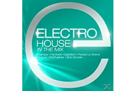 VARIOUS - Electro House In The Mix [CD]