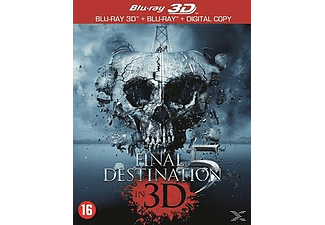 Final Destination 5 3D | 3D Blu-ray