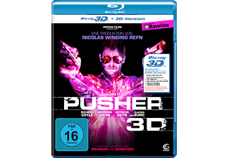 Pusher (3D) - (3D Blu-ray)