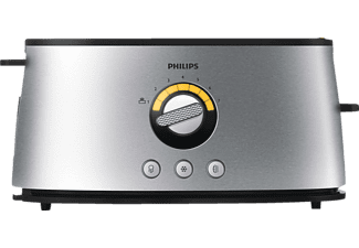 PHILIPS HD2698/00 Toaster Metall (1.2 kW, Schlitze: 1)