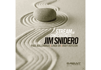 Jim Snidero - Stream Of Consciousness - (CD)