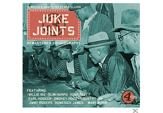 VARIOUS - Juke Joints 3 - Tough Music From To - (CD)