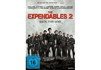 The Expendables 2 - Back For War - (DVD)