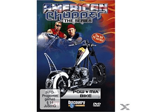 American Chopper the Series - Pow/Mia Bike - (DVD)