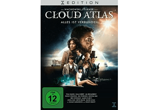 Cloud Atlas X-Edition Science Fiction DVD