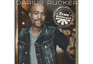 Darius Rucker - True Believers - (CD)