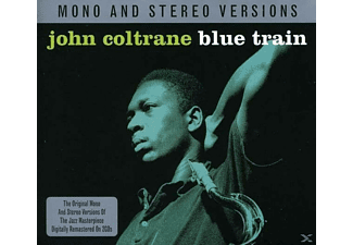 John Coltrane - Blue Train - Mono & Stereo Version - (CD)