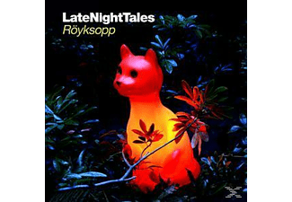 Röyksopp + Various - Late Night Tales (2LP+MP3) - (LP + Download)