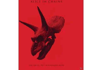 Alice In Chains THE DEVIL PUT DINOSAURS HERE Heavy Metal CD