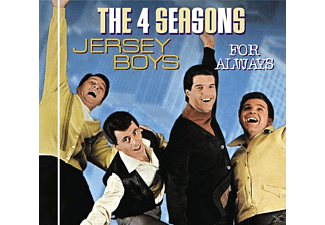 The 4 Seasons - Jersey Boys - For Always - (CD)