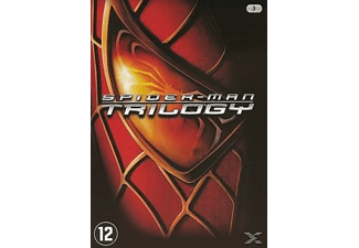 Spider-Man Trilogy DVD
