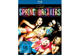 Spring Breakers Komödie Blu-ray