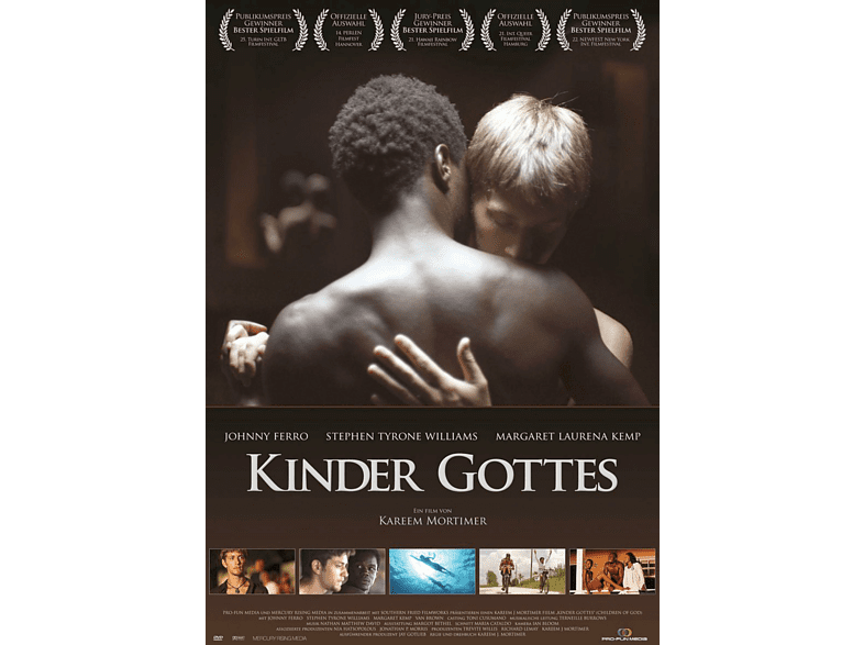 Kinder Gottes [DVD]