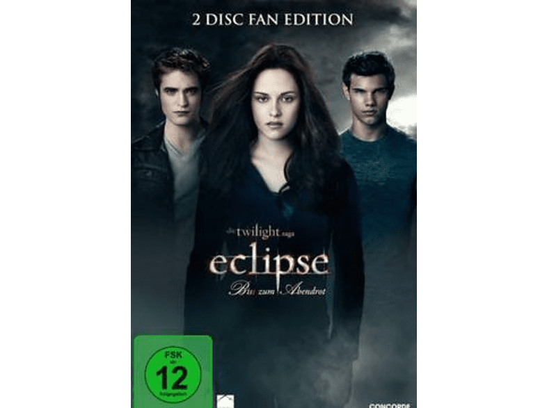 Twilight - Eclipse - Biss Zum Abendrot - 2 Disc Fan Edition [DVD]